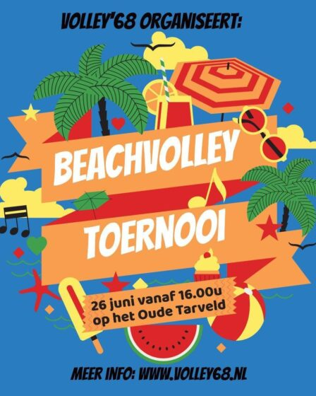 Beachtoernooi Oude Tarveld